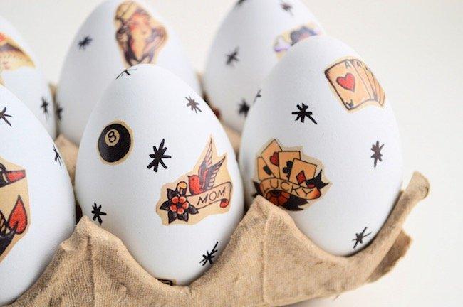 Huevos pascua portada