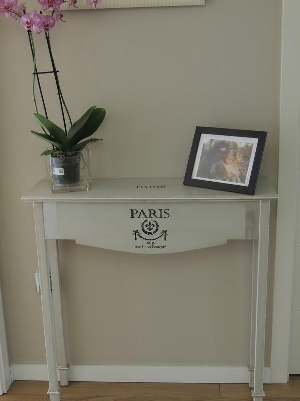 C mo decorar una consola o mueble de madera - Como decorar madera ...