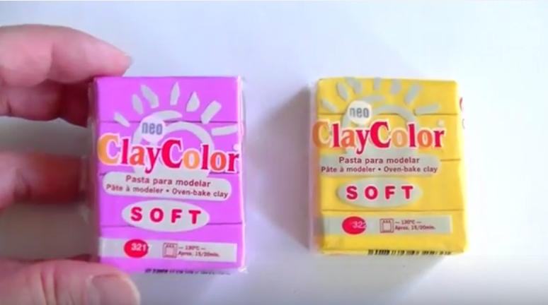 Pasta para modelar ClayColor