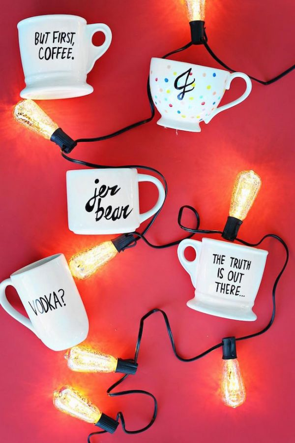 Mugs para Navidad