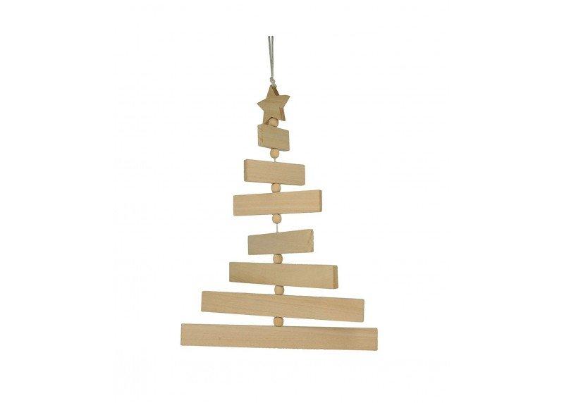 árbol de madera para manualidades