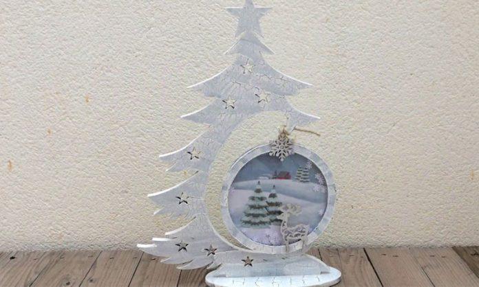 Cómo hacer un árbol de Navidad para decoración