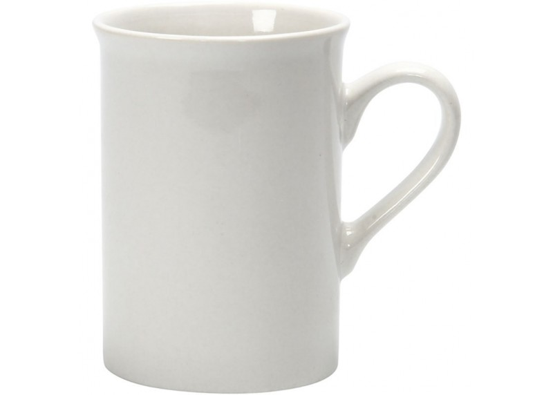 taza de cerámica para pegar papel de arroz