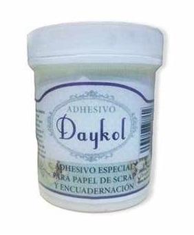 Daykol - Materiales básicos en scrapbooking